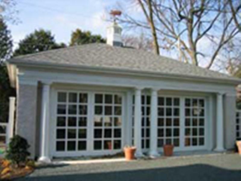 Residential Glass Garage Door Gallery