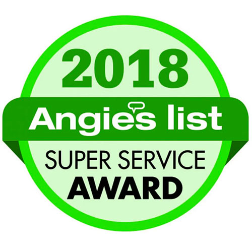 2018 Angie's List Award