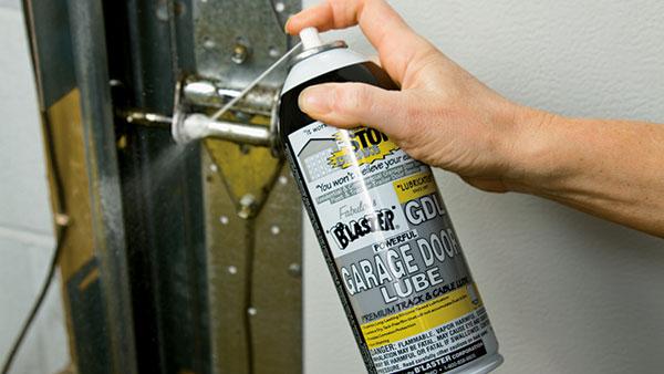 How To Make Your Garage Door Less Noisy