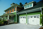 Carrage Style Garage Door